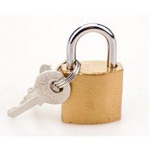 BOUND Padlock and Key