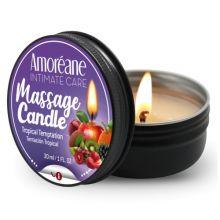 Amoreane Massage Candle Tropical Temptation