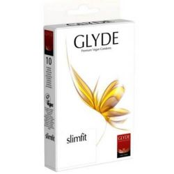 Glyde Ultra Slimfit Vegan Condoms 10 Pack
