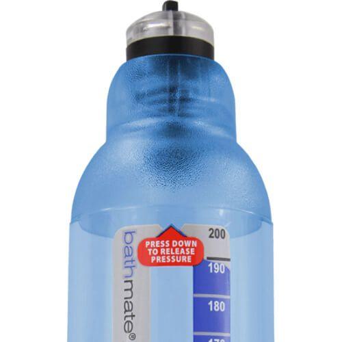 Bathmate Hydro 7 Penis Pump Blue